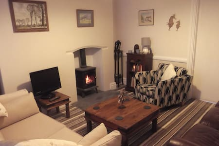 Coastguard Cottage - Minehead