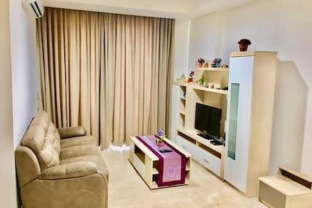 2BR new Apart VERANDA Residence Puri West Jakarta