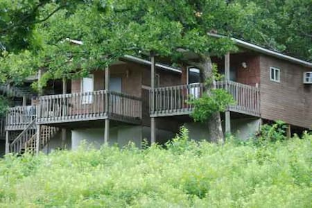 Mansfield Woods Vacation Cabins #2 Pet Friendly