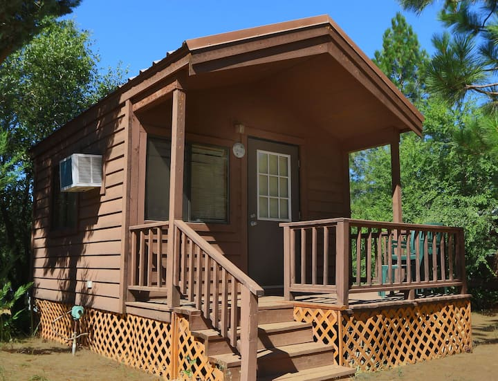 Yosemite Pines Resort Standard Cabin