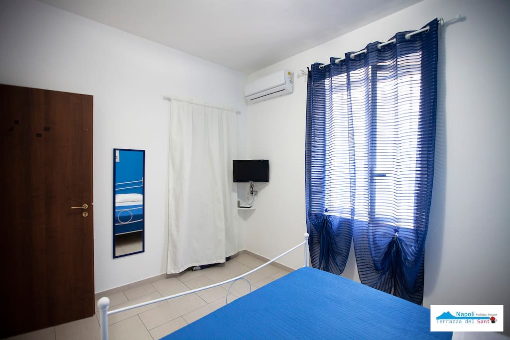 stanza blu