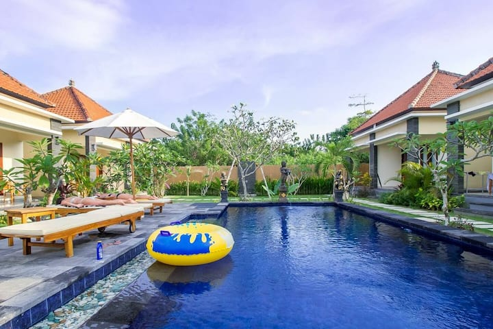 KUTUH MANAK GUEST HOUSE by DWARALOKA