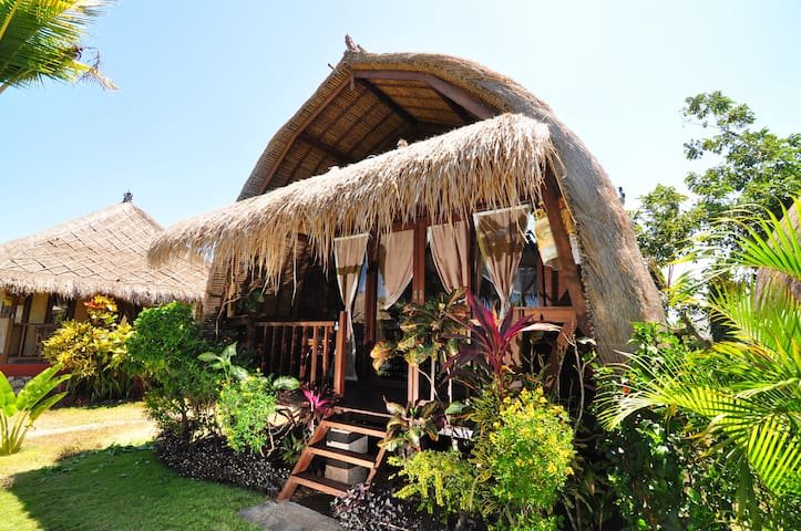 Romantic Shack AC Balangan Beach #9