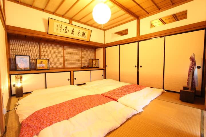 家から富士山と桜が見える古民家 ここしか出来ない貴重な宿泊体験 29