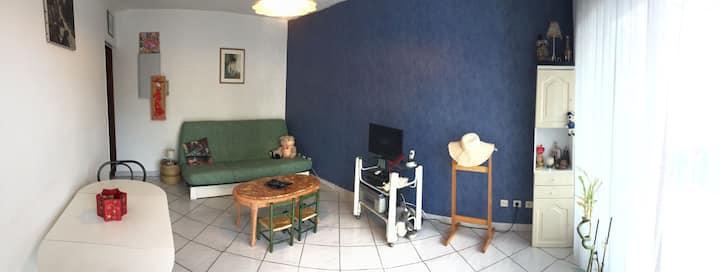 Studio équipé Annecy près du lac