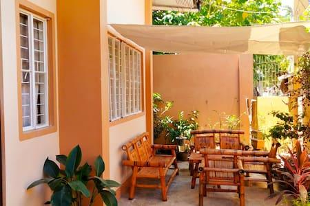 Cheapest Room Near Beach ( Rm 3 )by Herminia House
