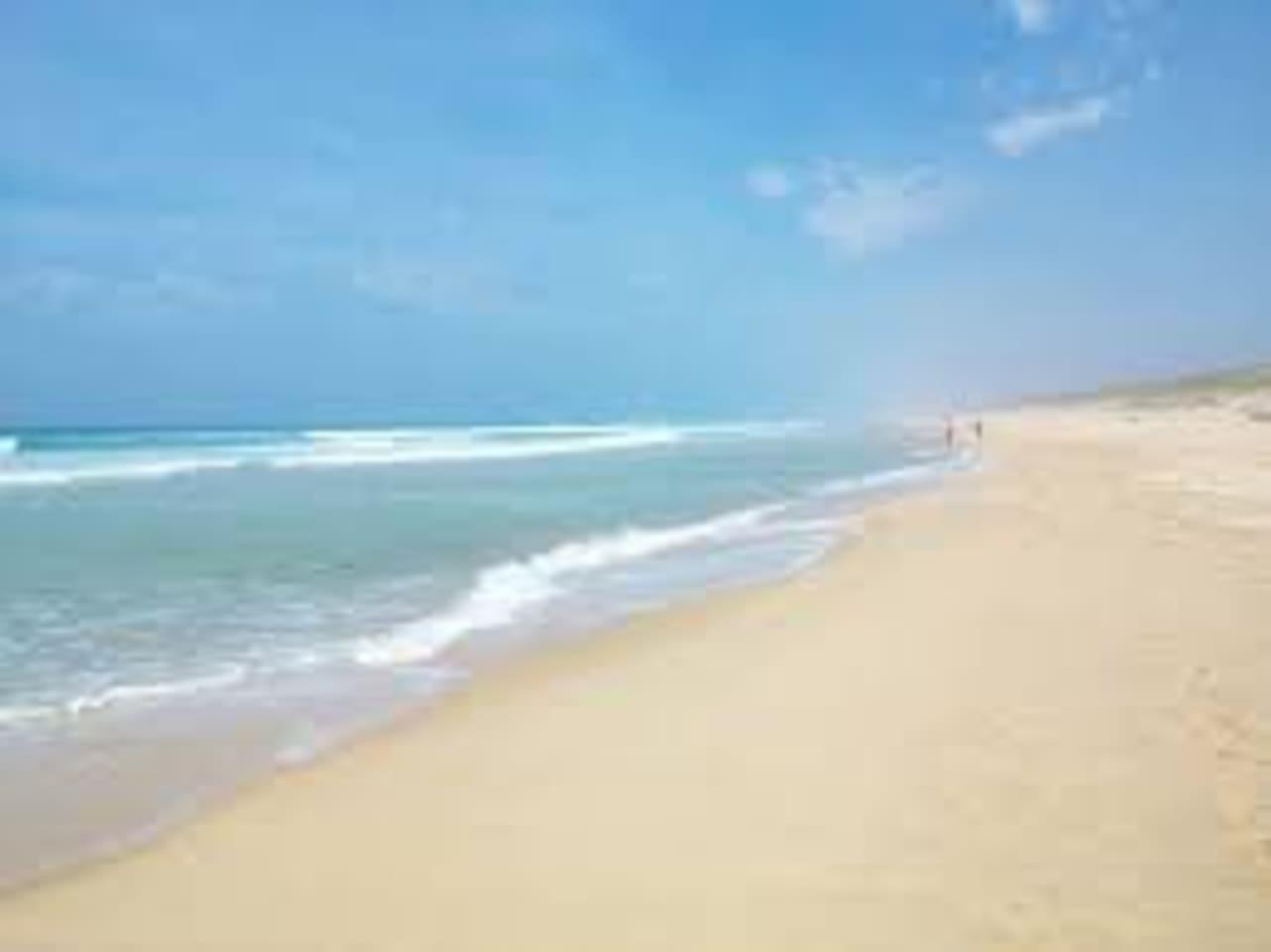 Les plages à 50 mn en voiture