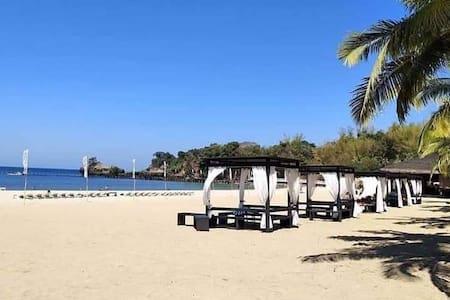 Camaya coast 2 bedrm condo(*read more about space]