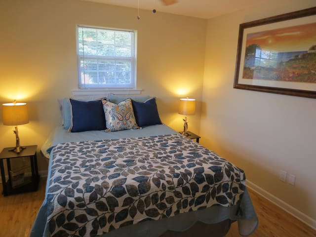 Remodeled apartment in downtown Durham
