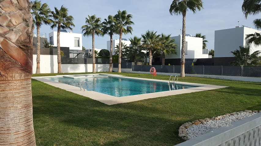 La Finca Golf Resort House, Spain - Algorfa - Talo
