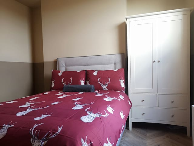 Double Room - New flat - Battersea Park