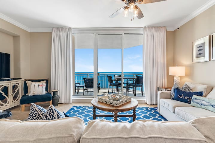 Indigo East 1702- Beach Front Unit with Luxurious Interior and Amenities!