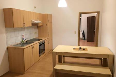 Möbilierte Wohnung in Wismar - Wismar - Leilighet