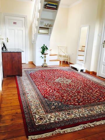 charmante helle Wohnung in Altbremerhaus - Bremen - Apartemen