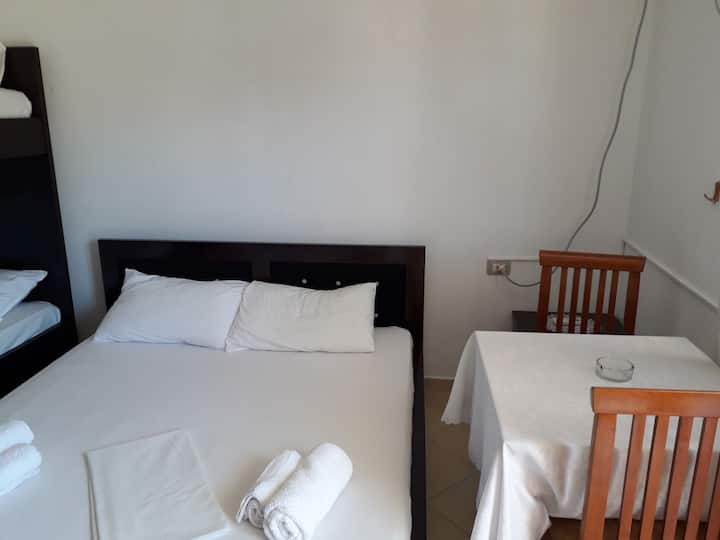 Room 2 , fantastic house 5min walk from sea.