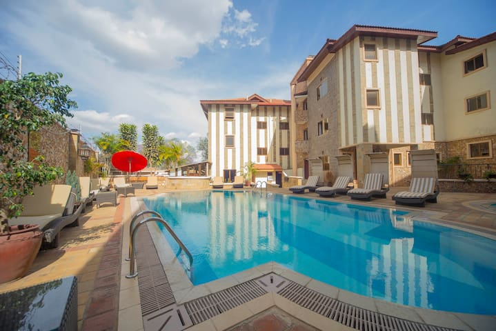 Aden Valley Serviced Apartments - Nairobi - Apartment