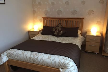 Fernlea B&B, Parking & En-suite (4) - Stranraer