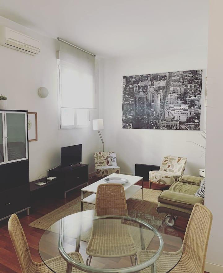 Apartamento de Lujo II en Madrid Centro