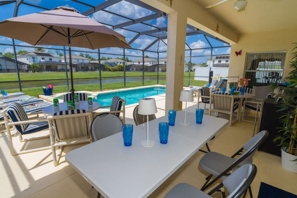 Orlando Vacation Home Cumbrian Lakes Winding Willow Kissimmee Florid