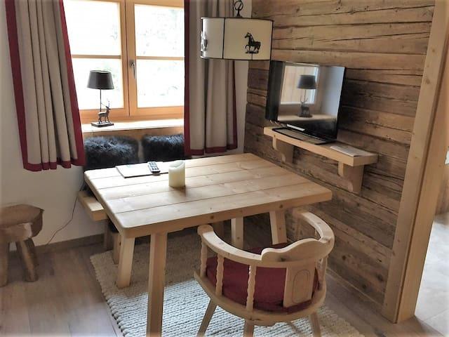 Ferienwohnung/App. für 2 Gäste mit 30m² in Chieming (51605)
