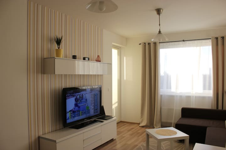 Cosy apartment in a quiet location Praha Uhrineves - Prague - Apartmen