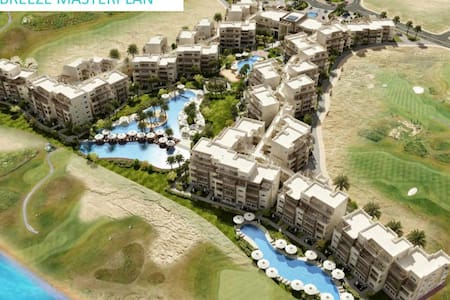 Buy Apartment and enjoy 5 stars life on Soma Bay - Hurghada