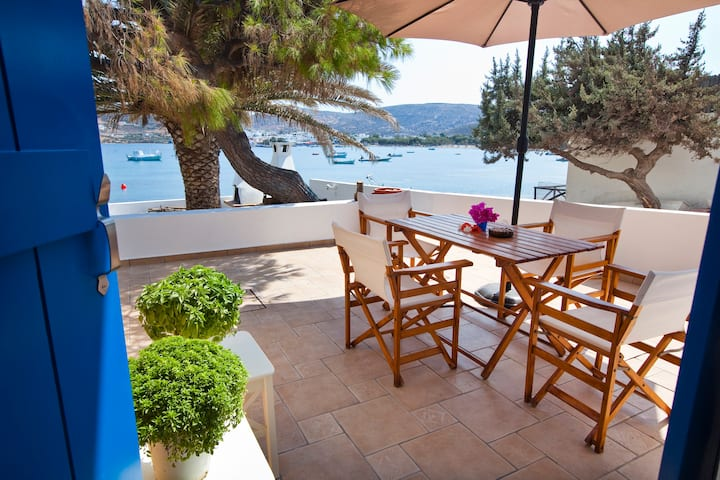 One-Bedroom Apartment with Sea View (Kalypso).