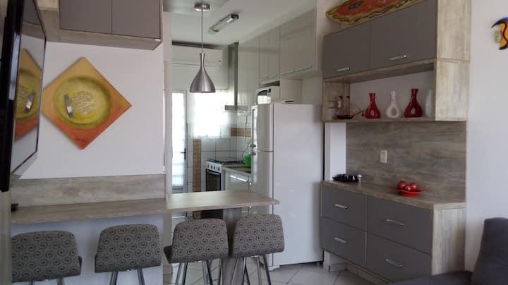 Aconchegante Apartamento em Ubatuba - SP