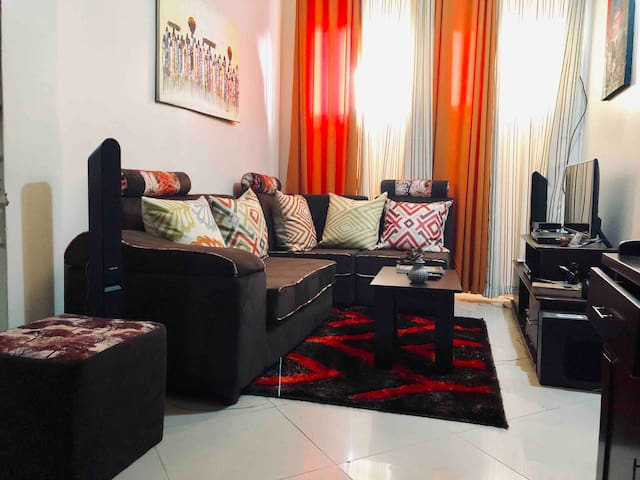 Central 2bdrm Kampala Condo Makerere University