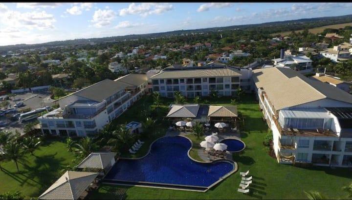 Condomínio paraíso dos corais resort em Guarajuba