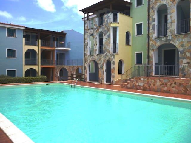 Residence Valledoria 2 - Appartamento 44 - La muddizza - Lägenhet