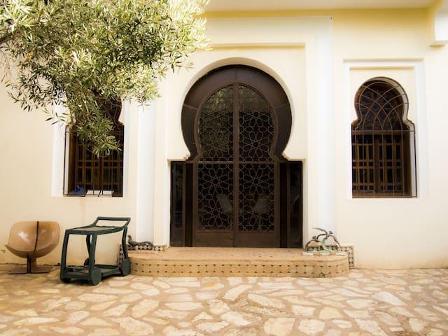 Dar Kouarra - Country House - El Jadida Marrakech - Mtal