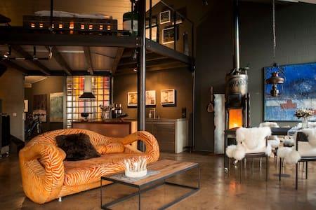 wohnfabrik mountain-loft - Toffen