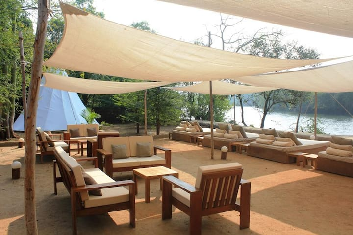 La Mangrove Goa - Canacona - Bed & Breakfast