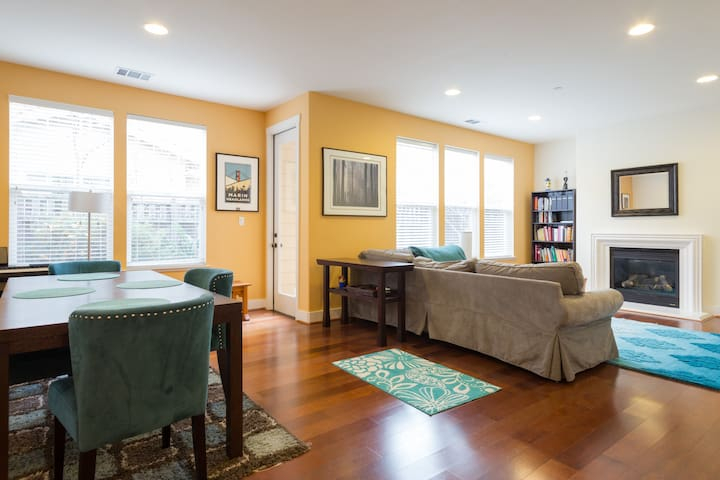 New 3 Bedroom Comfy Family Home in San Rafael