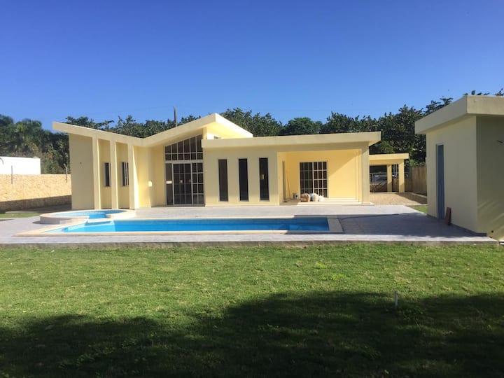 Villa Noémia, new build villa with 3 bedrooms