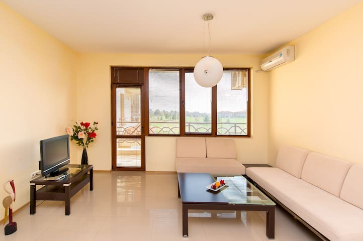 Two-bedroom apartment, located at Lighthouse Golf
