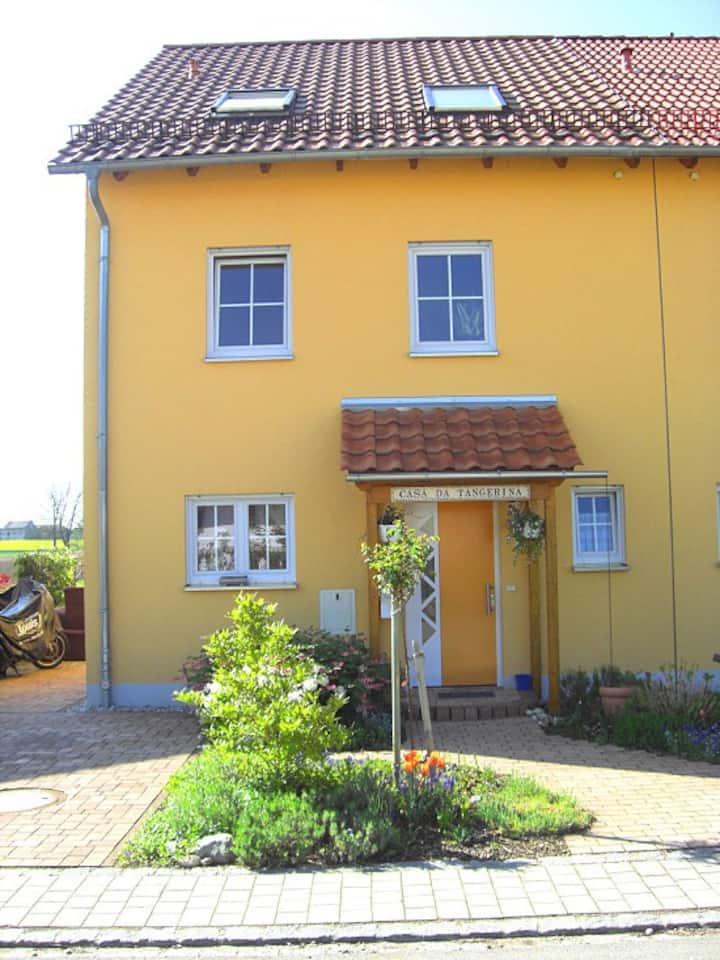 Casa da Tangerina
