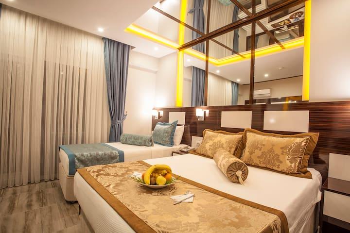 Pamukkale Ece Thermal Otel - Denizli Merkez - Bed & Breakfast