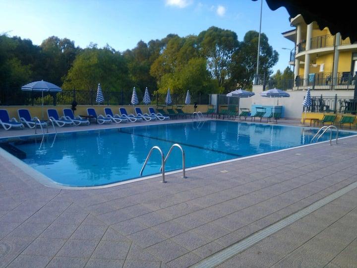 Hotel in Aranova ID 43