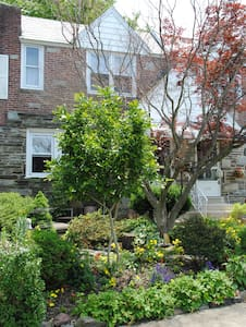 Long Term Stay in a Charming Townhouse - Upper Darby - Rumah
