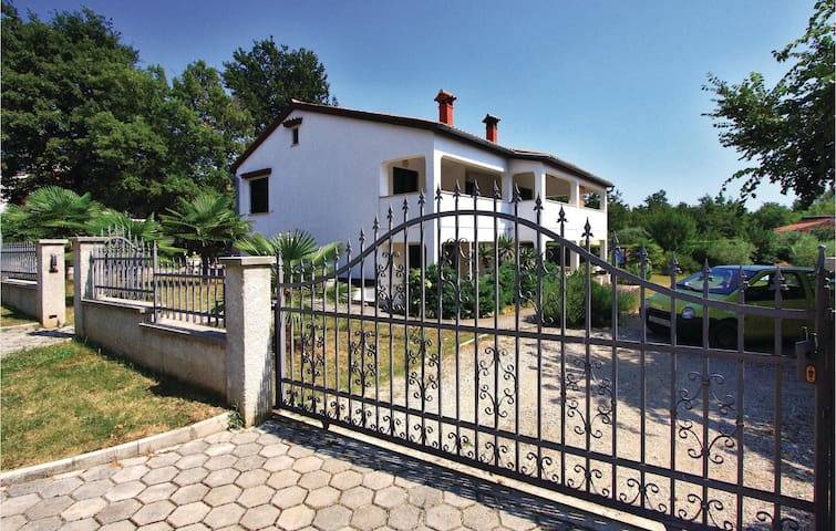 Holiday apartment with 1 room on 25m² in Porec