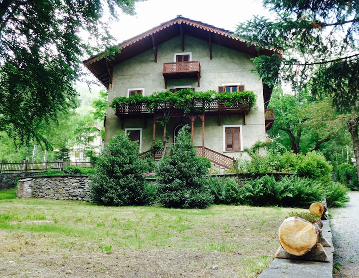 Villa Mattirolo