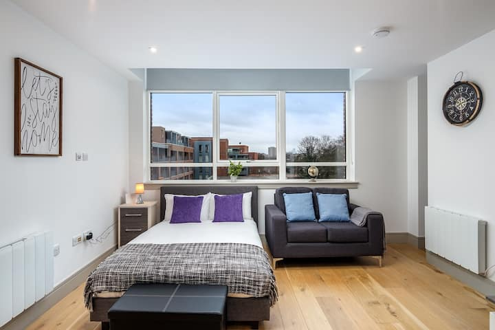 Stylish 1 bed flat in Seven Sister, London