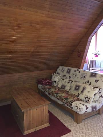 Joli appartement à la montagne
