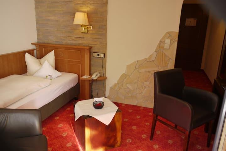 Flair Hotel Sonnenhof Einzelzimmer Superior