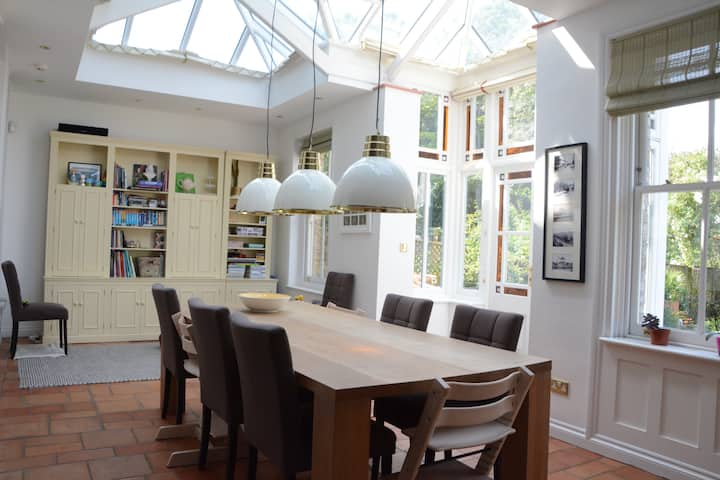 Private Victorian family home in Brockley (Zone 2)