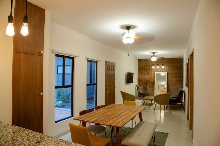Touristic District ! amazing apartment in Veracruz