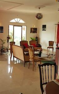 superbe villa au calme - Cotonou abomey-calavi departement atlantique