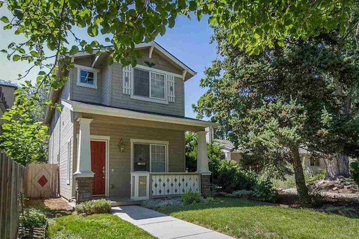 Clean and Comfy Northend Home - Boise